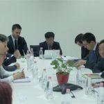 中国银联总裁时文朝拜访阿尔巴尼亚中央银行及当地合作机构