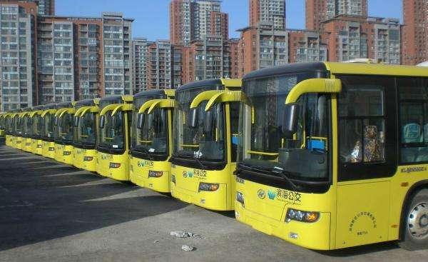 天津公交车